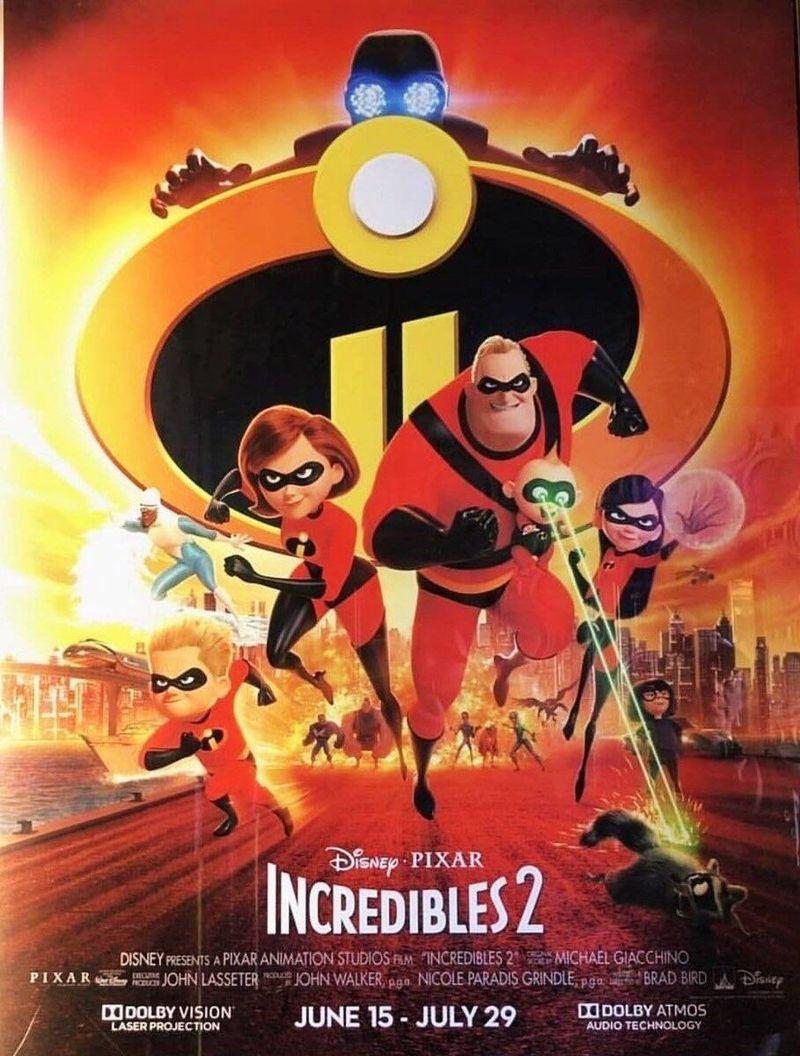 image: Les Indestructibles 2 Les directeurs qui expliquent que les films d'animation ne sont pas des films pour enfants by papystreaming