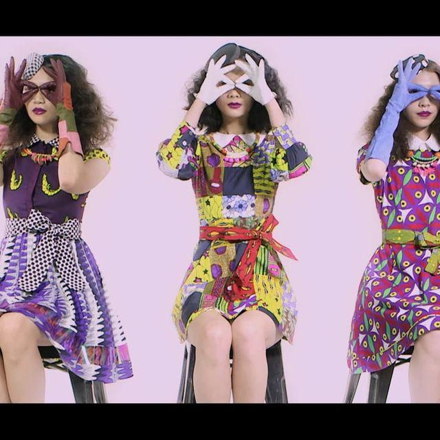 video: CeliaB- Shanghai Fashion Week by oliviarubal