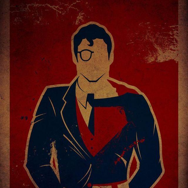 image: Superman by laotrahorma