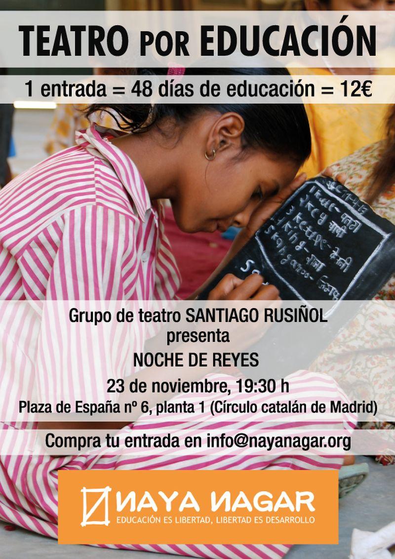 image: TEATRO POR EDUCACIÓN by nayanagar
