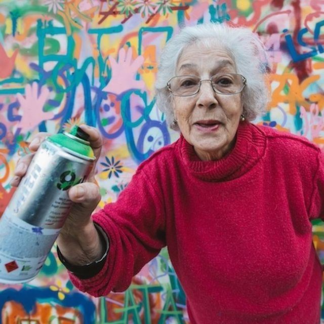 post: Meet Portugal's Gang of Graffiti-ing Grandparents by middleoftheatlantic