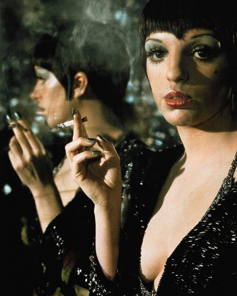 image: Meanwhile, I've been obsessed with this photo of Liza Minnelli in Cabaret (dir. by #BobFosse, 1972) from @tribeca by 70sbabes