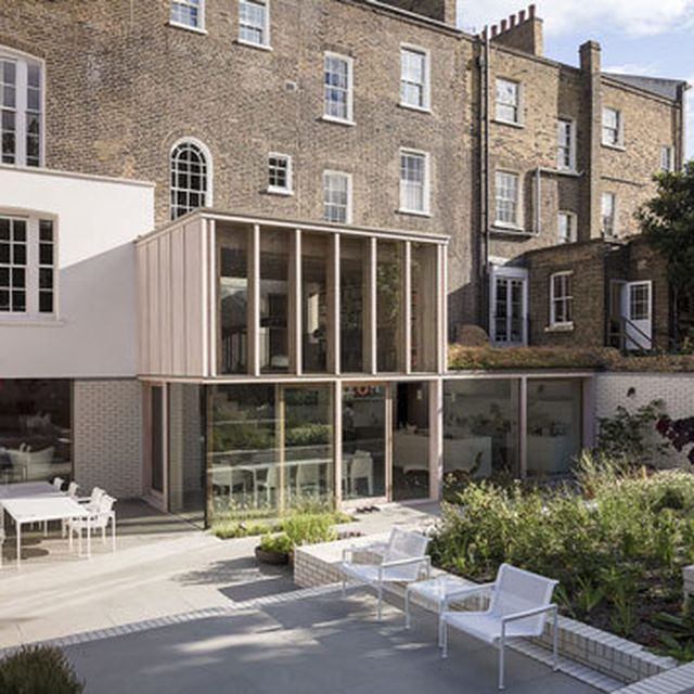 "image: East London home by Mikhail Riches is ""a big house t... by brawnyred"