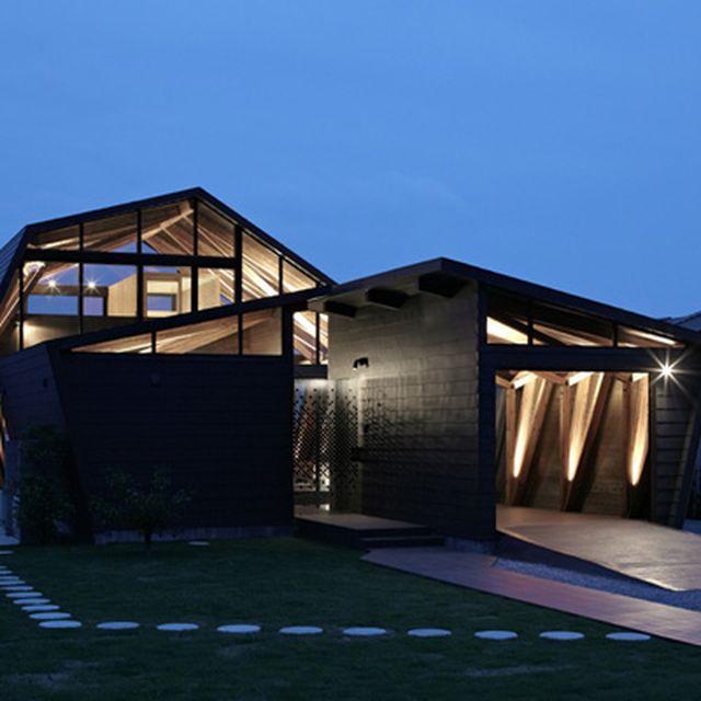 image: Villa SSK by Takeshi Hirobe Architects by goyette