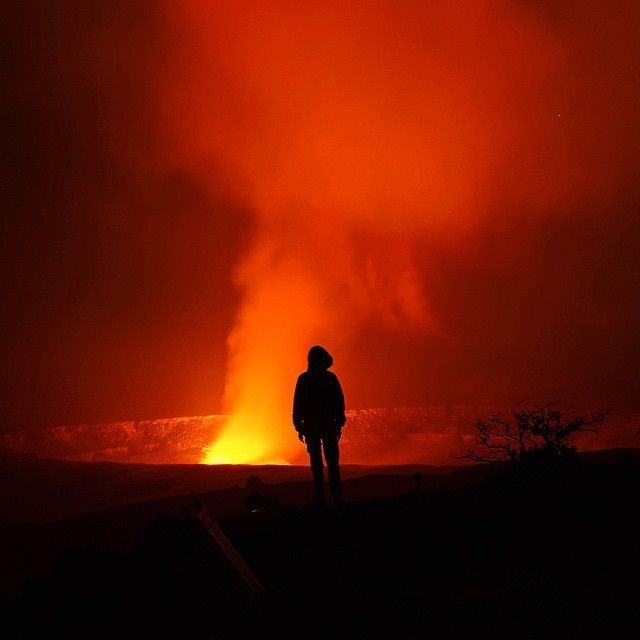 image: a few days ago at hawai'i volcanoes national park //... by christopher_hainey