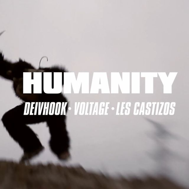 video: Deivhook & Voltage ft. Les Castizos - Humanity by ckelyknickknack