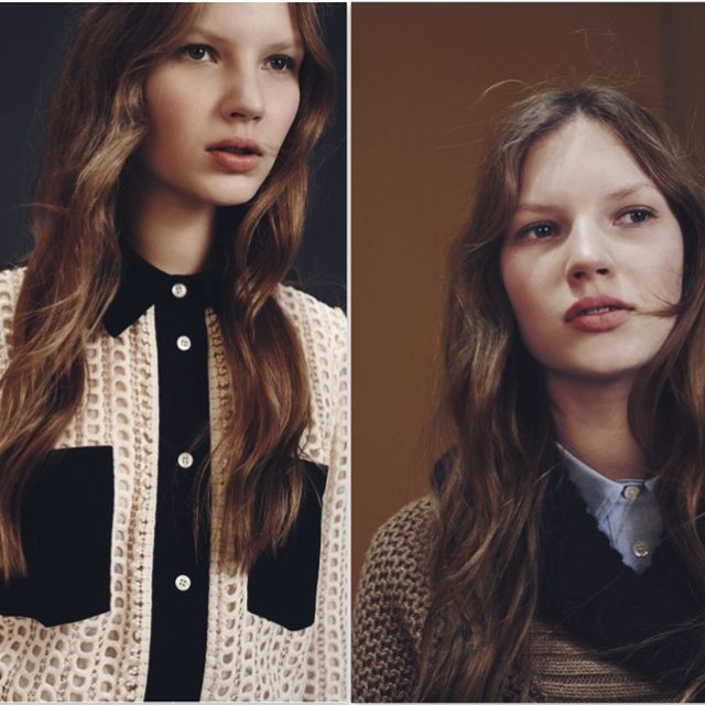 image: CHLOÉ FW15 HAIRSTYLE by heelspeplum