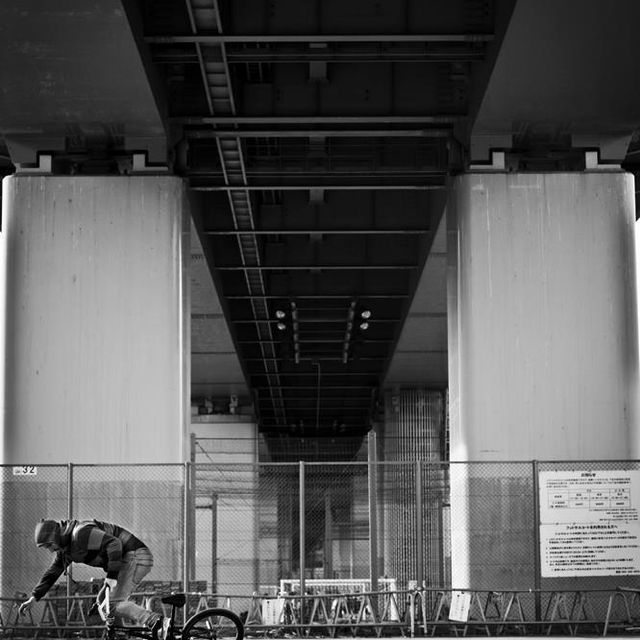 image: Under the bridge by alberto_moya