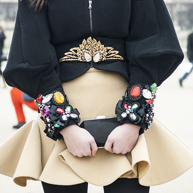 post: Inspiration: Amazing belts by peeptoes