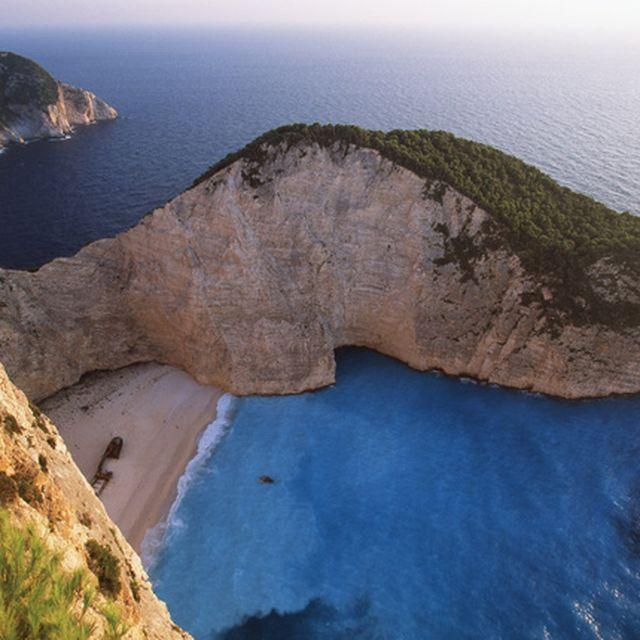 image: isla de zakynthos by hamilton
