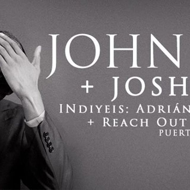 image: 12th JULIO- INDIYEIS PRESENTA....JOHN GRAY and more by roafs