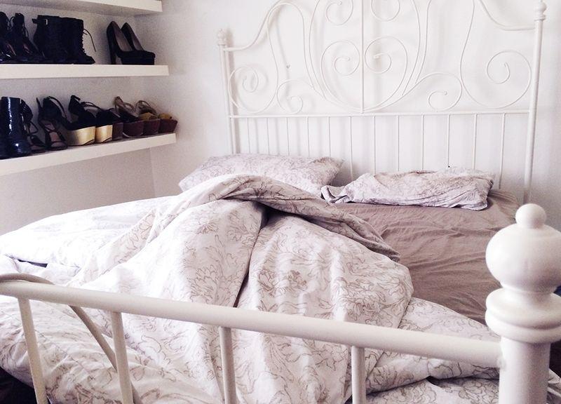 image: #16 Aida Domenech   My Unmade Bed by alvarodols