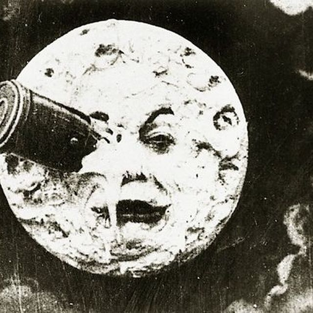 image: Shoot the moon by Cote