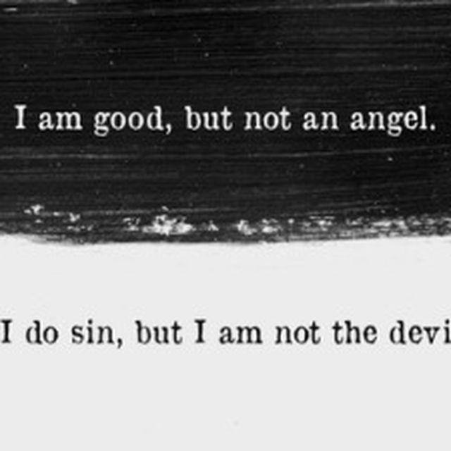 image: ANGEL OR DEVIL? by lightbulb