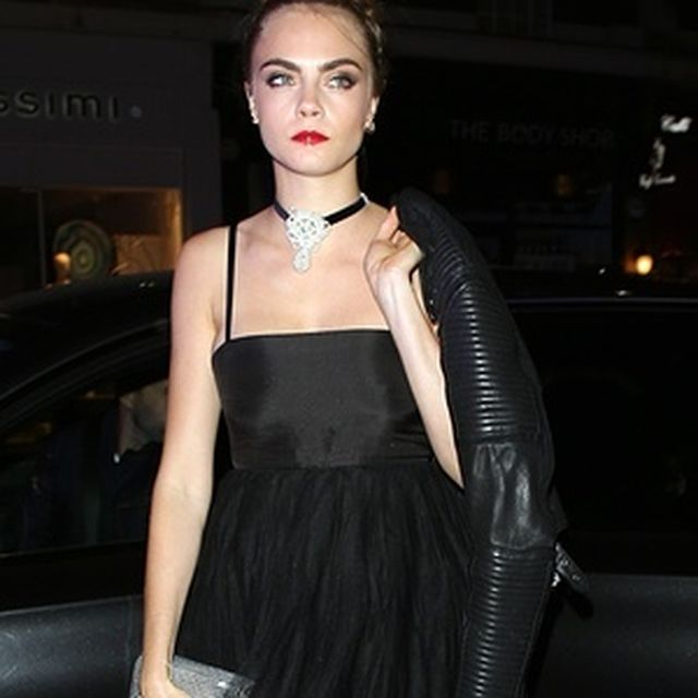 image: Cara Delevingne's 'quiet rebel' chic by kimmy
