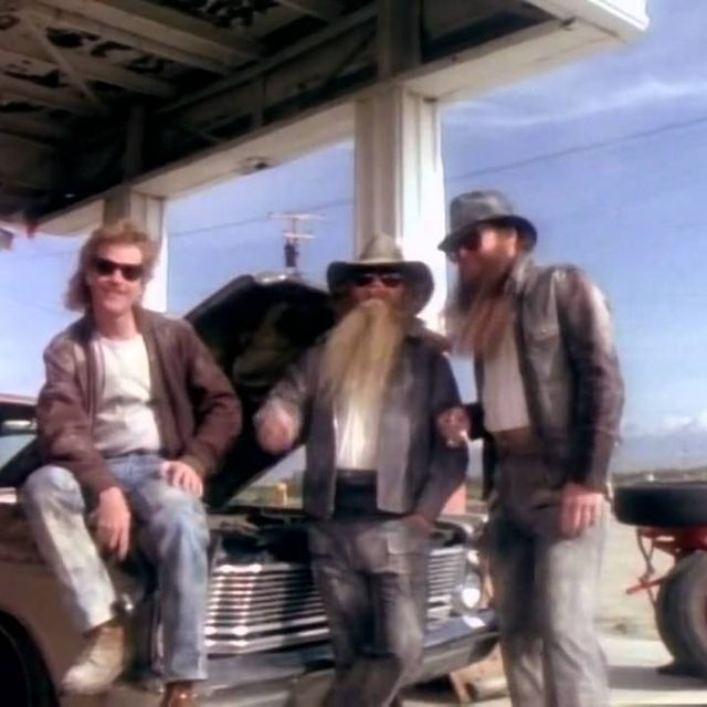 video: ZZ Top - Gimme All Your Lovin by casnicolas
