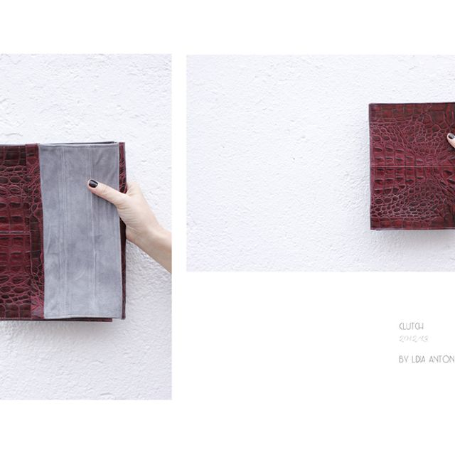 image: Leather Clutch by lidia_anton