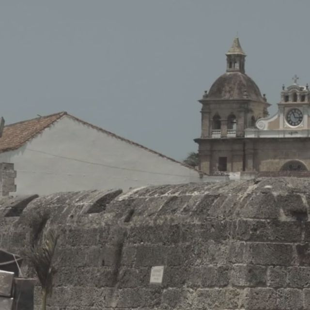 video: A Quick Study of Old Cartagena by fathomaway
