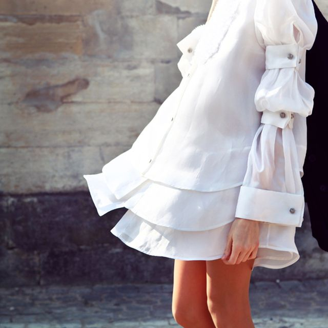 image: White dress by mariardf