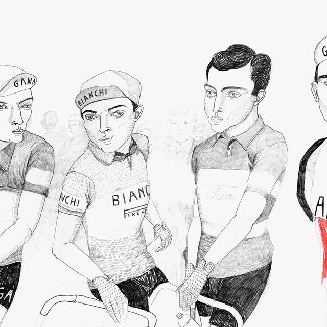 image: LE TOUR / NEW! - littleisdrawing by aliceandgabriella