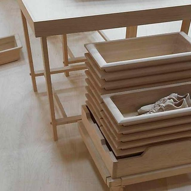 post: Alan Wolfson's Miniature Urban Sculptures by fathomaway