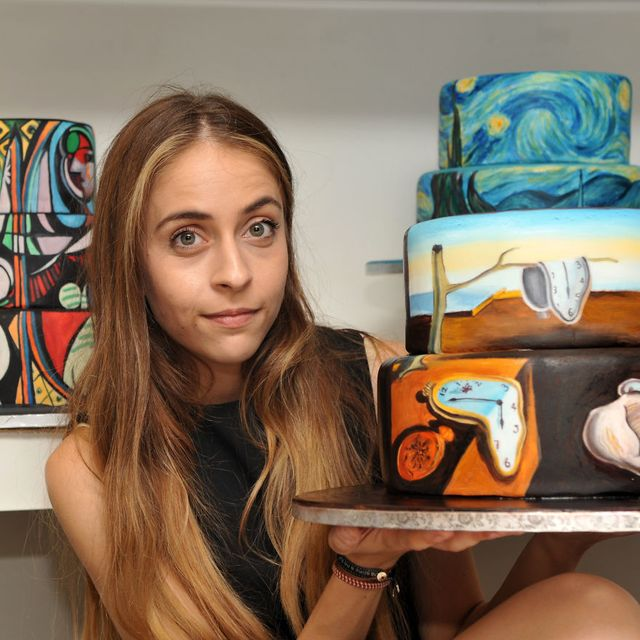 image: Famous Art on Cakes by wastedyouth