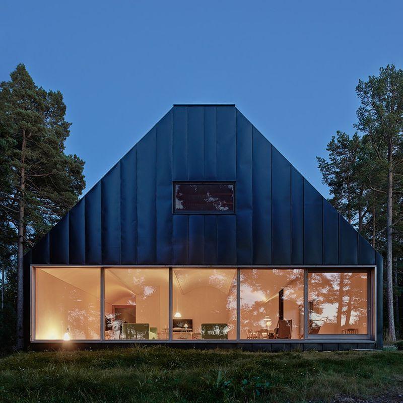 image: house husarö by rodo