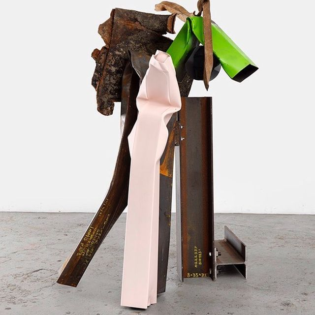 image: Carol Bove #carolbove #contemporaryart #emcontemporanea by emcontemporanea