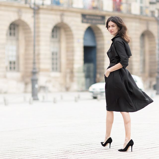 image: LEILA YAVARI by Garance Doré by heelspeplum