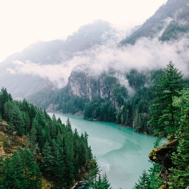 image: North Cascades by jongrado