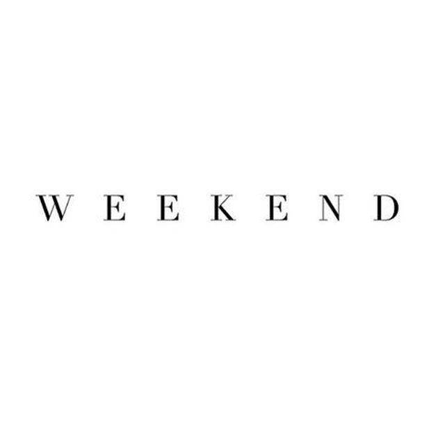 image: I love the weekends |~| by angelaroberto