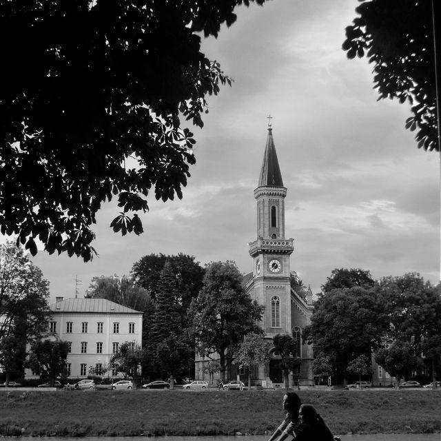 image: Bike Walk by karmensia