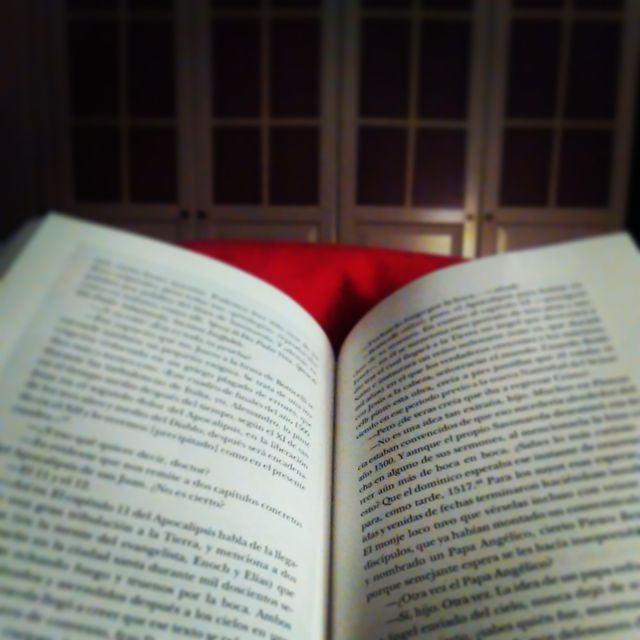 image: Book and night by albagaru