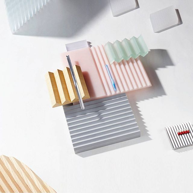 """image: ODDLY SATISFYING X Hayo Gebauer.@hayogebauer••""""Sometimes we can get hung up on the act of establishing order. It can become an obsession. Oddly Satisfying aims to showcase the beauty of such behaviour. Instead of hiding our storage systems away... by producture"""