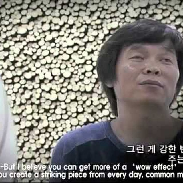 video: Stunning Wood Sculptures By Jae-Hyo Lee by neverdiscrete