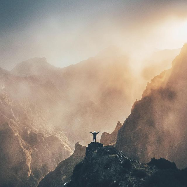 image: Madeira Morning Madness by lennart