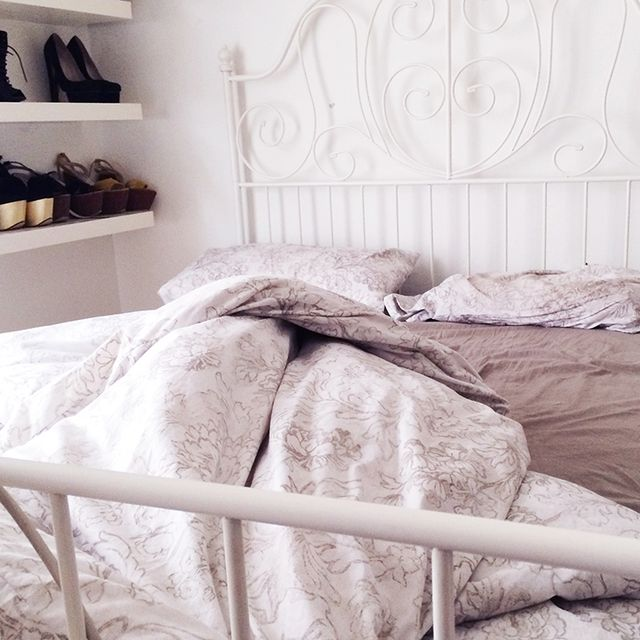 image: #16 Aida Domenech | My Unmade Bed by alvarodols