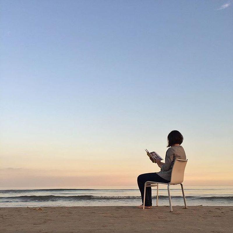 image: Este libro ha llegado al Mediterrneo antes que su autor by misswinter
