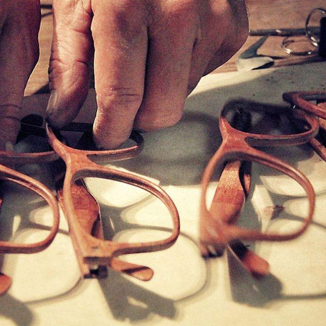 image: Handmade sunglasses by aidahulton
