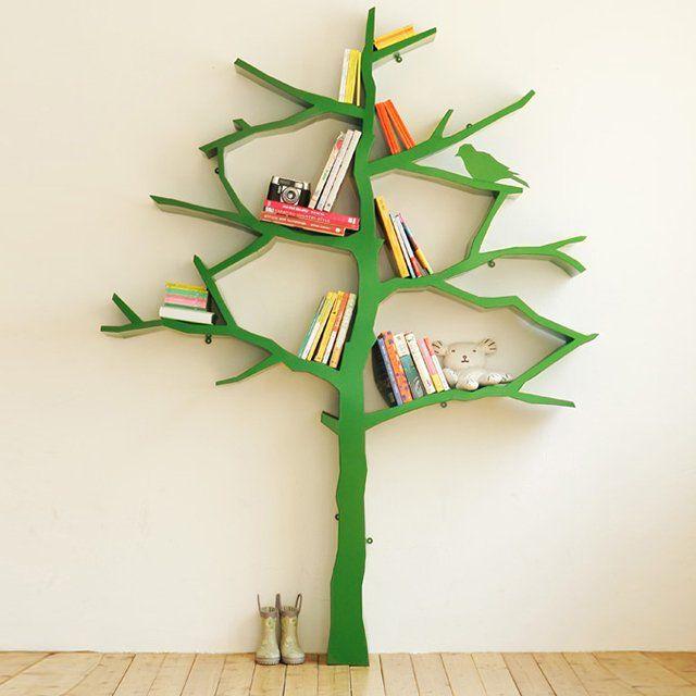 image: Tree Bookcase by rmuinelo