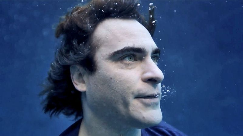 image: Joaquin Phoenix Drowns In Gravitas (and Water) for PETA by stanis