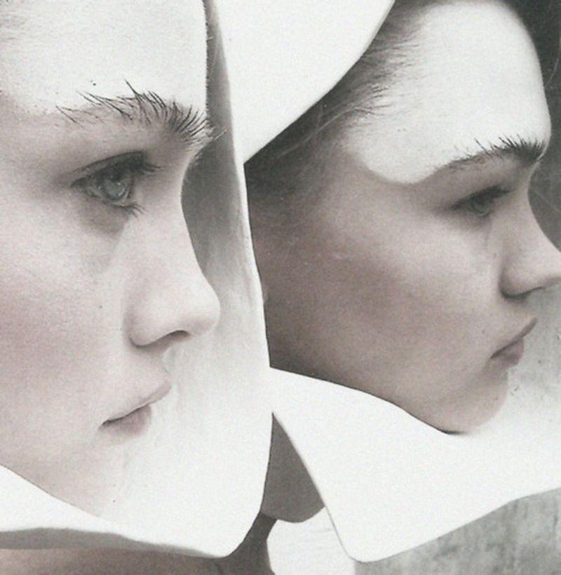 image: Twice White by aliceandgabriella