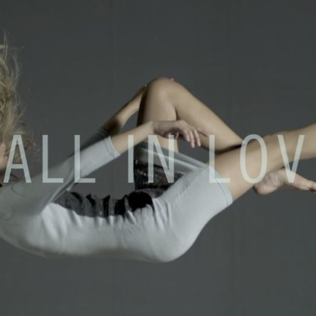 video: 'Fall in Love' - Markus Lupfer by ingrid