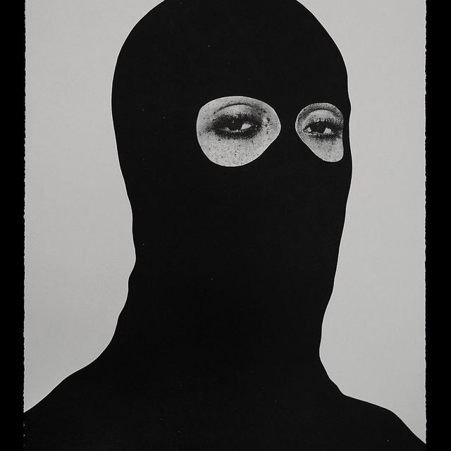 """image: 1 of 3 new limited editions currently available at miscpress.com/products [link in bio] - 22x28"""" 3 layer screen print - edition of only... by jessedraxler"""