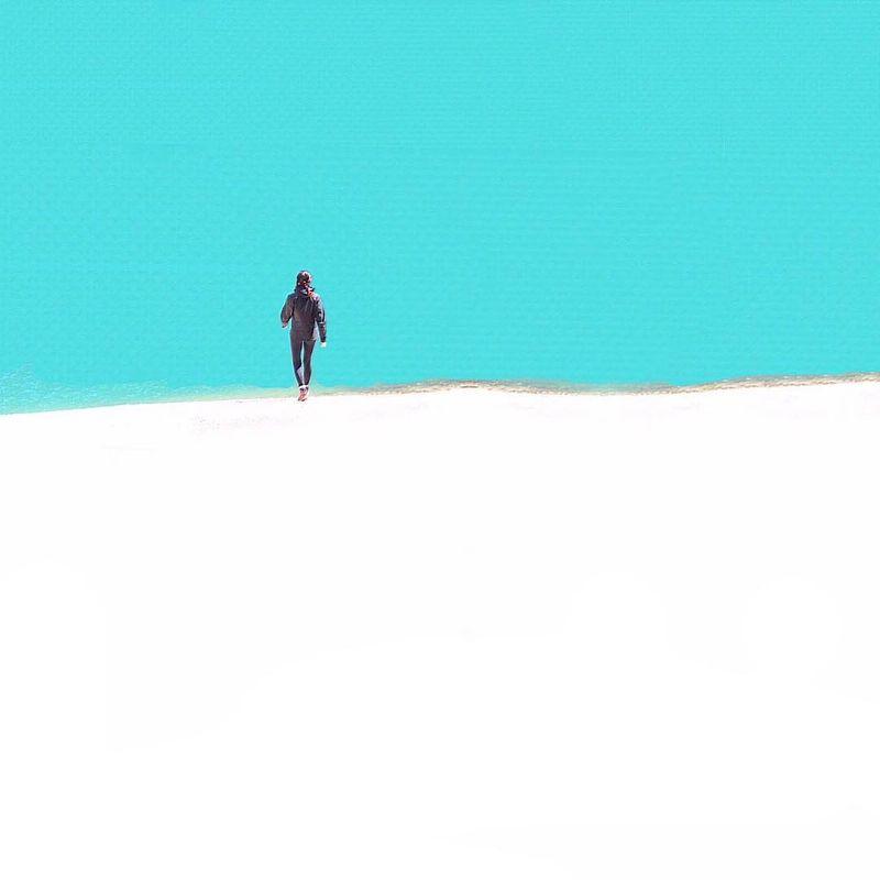 image: Like snow under the sun...#likesnowunderthesun by davide