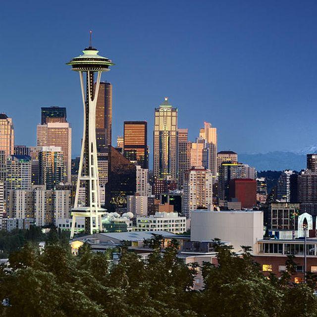 image: Seattle by jaqatq