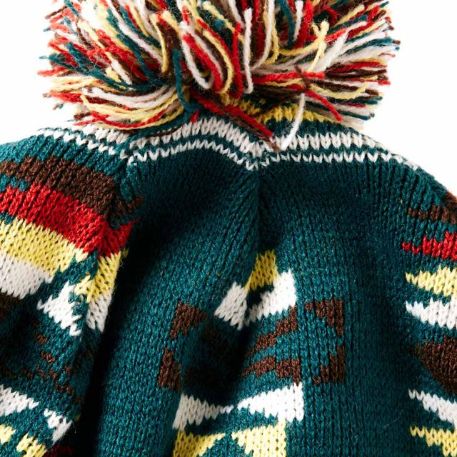 image: Wool Aztec Beanie - Asos by andres-calamar-oh