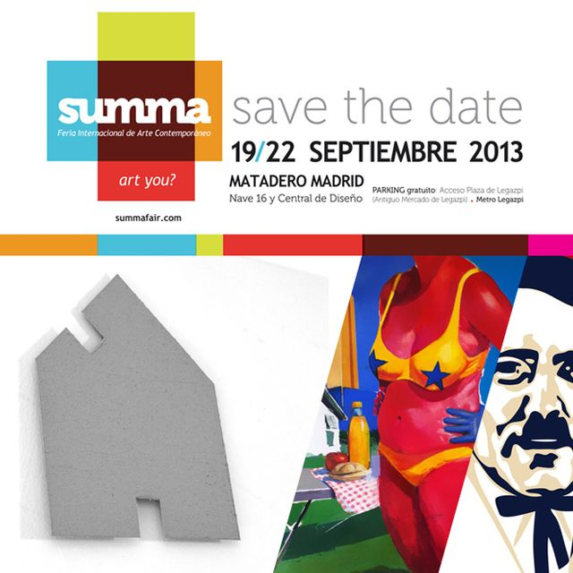 image: Twin Gallery. Summa Fair. Stand 04 by twin