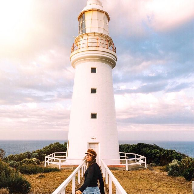 image: What an incredible weekend spent at Cape Otway Lightstation along the Great Ocean Road ✨? learning about the history of this area and getting to sleep in isolation at the Cape was very special! Felt like we were in a movie. Thank you for the experience... by lauraalycebell