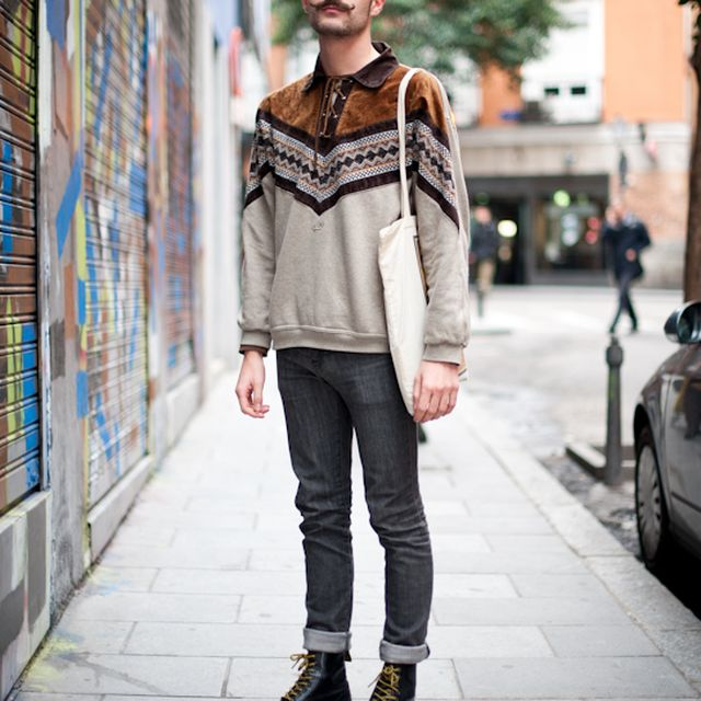 image: Daniel Francisco StreetStyle by tirso